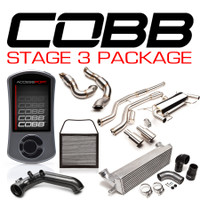 Cobb Tuning BMW N54 Stage 3 3-Series Power Package w/V3