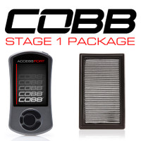 Cobb Tuning Subaru 06-07 WRX, 04-07 STi, 04-06 FXT Stage 1 Power Package w/V3