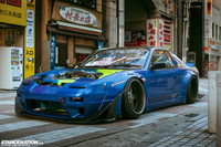 Rocket Bunny S13 Hatch V2 Aero Kit