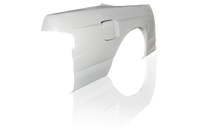 Origin Lab S13 Coupe Rear Fenders - Type 2 (50mm)