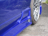 Car Modify Wonder S13 / 180SX Side Skirts