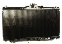 Koyo 95-02 Nissan Silvia S14 S15 SR20DET MT Copper Radiator