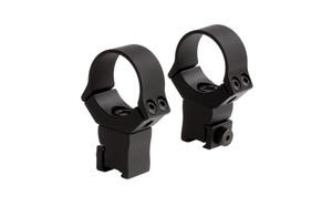 Adjustable Airgun Rings & Ring/Base Combos - 30mm Med-11mm Base - SM0137