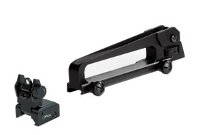 Tactical Mounts - AR carry handle w/e & AR front sight combo - SM9430
