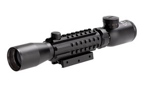 Tri-Rail Tactical Scopes - CS10-TR3932IR