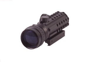 Electronic Dot Sight with Picatinny Rails - CD12-RM242