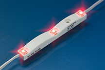 ChannelLED 5 Red High Output LED Modules