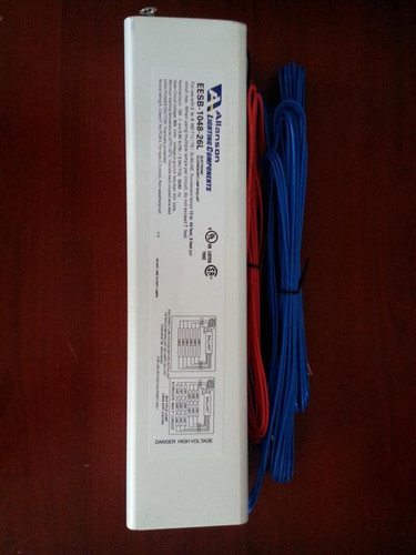 Allanson Lighting Component Inc. EESB-1048-26L Ballast