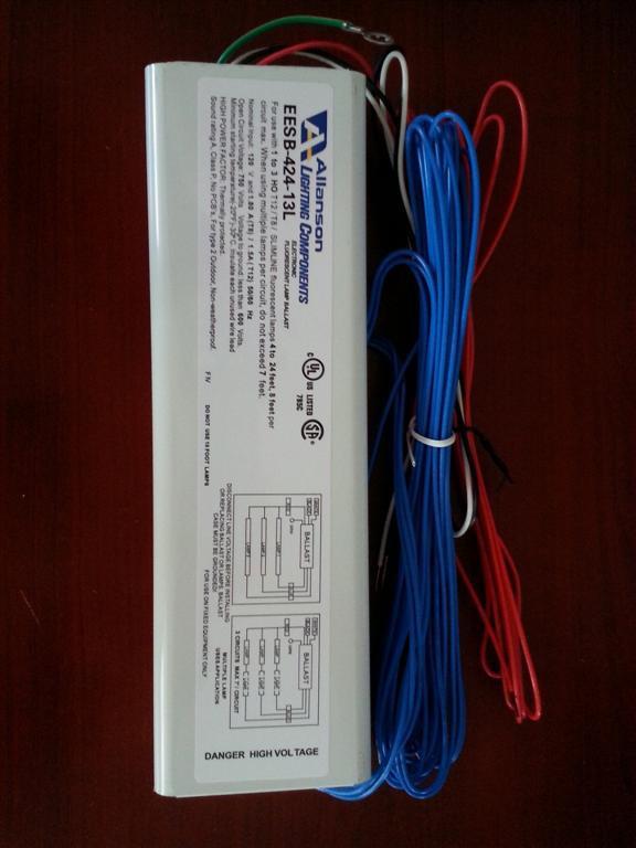 27 Allanson Ballast Wiring Diagram