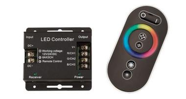 Principal RGB Touch Controller