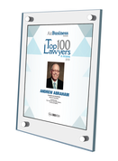 "Top 100 Lawyers in Arizona for 2019 - Style B Acrylic Wall Stand-off plaque.  Plaque will contain YOUR photo, name, title, company name and practice areas. The photo to be used will be the same that appears in the magazine.   If you are purchasing plaque for someone other than yourself, please state the persons name in the ""comment box"" at check-out.  If you would like to use a different photo, after purchase, contact Sara Fregapane (602)424-8838 and email a high resolution PDF to Sara.Fregapane@azbigmedia.com."