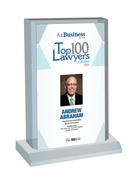 "Top 100 Lawyers in Arizona for 2019 - Style C Acrylic Desk-top Marquee plaque.  Plaque will have YOUR photo, name, title, company name and practice areas. The photo to be used will be the same that appears in the magazine.   If you are purchasing plaque for someone other than yourself, please state the persons name in the ""comment box"" at check-out.  If you would like to use a different photo, after purchase, contact Sara Fregapane (602)424-8838 and email a high resolution PDF to Sara.Fregapane@azbigmedia.com."