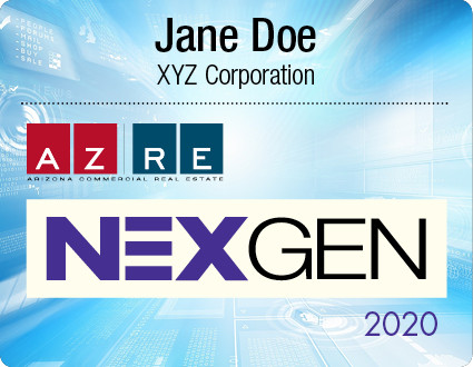 The 2020 AZRE Digital Emblem is the perfect component to your social media, email signature line, LinkedIn profile, and/or your company website!  Emblems come with your name.  If you would like your company name listed also, please state that in the comment box at check-out.   If you have any questions, please contact Sara Fregapane @ (602)424-8838. Digital emblems will be emailed to you within 48-72 hours.