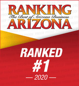 Ranking Arizona Vertical Emblem - Ranked #1