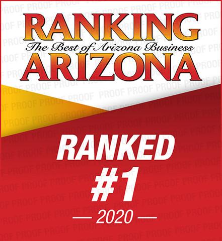 Ranking Arizona Vertical Emblem - Ranked #1