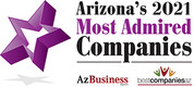 2021  Arizona's Most Admired Companies - Event Tickets / Tables