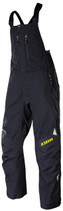 Mens  - Black - Klim Storm Non-Insulated Outerwear Bib Pants