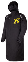 Mens  - Black - Klim Pit Insulated Outerwear Coat Jacket
