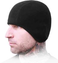Black - Schampa Fleece Skullcap