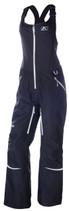 Womens  - Black - Klim Alpine Insulated Outerwear Bib Pants