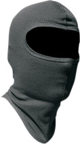 Black - Gears Cotton Balaclava