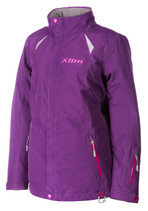 Womens  - Purple - Klim Allure Insulated Outerwear Parka Jacket