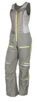 Womens  - Grey - Klim Allure Insulated Outerwear Bib Pants