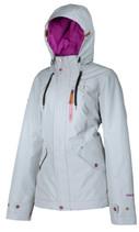 Womens & Youth  - Grey - Klim Aria Insulated Outerwear Jacket