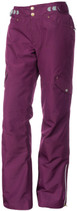 Womens & Youth  - Purple - Klim Aria Insulated Outerwear Pants