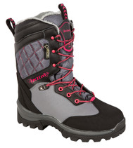 Womens  - Dark Grey/Black/Pink - Klim Aurora GTX Laced  Boots
