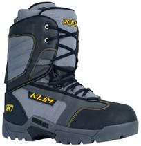 Mens  - Black/Grey - Klim Radium GTX Laced  Boots