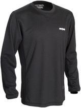 Cortech Journey Coolmax Crew Neck Long Sleeve Base Layer Top