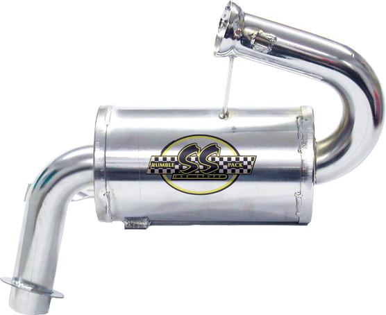 Sno Stuff Rumble Pack Silencer for Ski-Doo Rev-XM 600 HO E-Tec 2009-2012