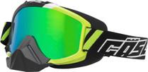 Green/Black - Castle Force SE Snow Goggle