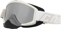 Matte White - Castle Force Snow Goggle