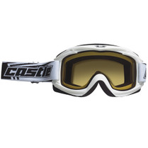 White - Castle Launch Snow Goggle