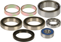 All Balls Lower Drive Shaft Bearing and Seal Kit for Arctic Cat F 1000 EFI Sno Pro 2008-2009