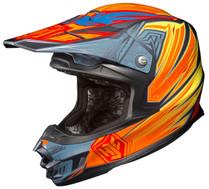 HJC FG-X Legendary Lucha Snocross Helmet