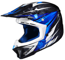 HJC CL-X7 Pop N' Lock Snocross Helmet