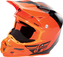 Fly Racing SNX F2 Carbon Snowcross Snowmobile Helmet