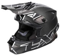 FXR Blade Carbon Black Ops Helmet 2017