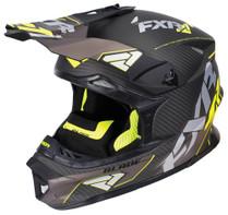 FXR Blade Carbon Helmet 2017