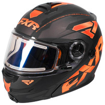 FXR Fuel Elite Electric Modular Helmet 2017