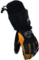 FXR Tactic Leather Gauntlet Glove 2017
