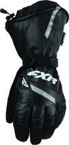 FXR Leather Gauntlet Gloves 2017