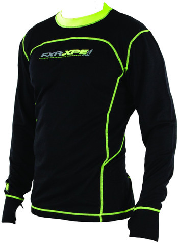 FXR 20% Vapour Long Sleeve Base Layer Top 2017