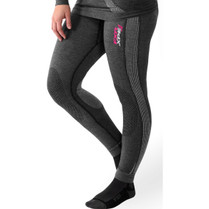 FXR Womens 25% Vapour Seamless Compession Base Layer Pants 2017