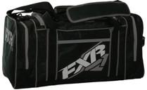 Black/Charcoal Grey - FXR Duffel Gear Bag 2017