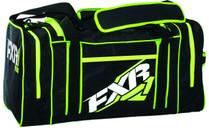Black/Lime Green - FXR Duffel Gear Bag 2017