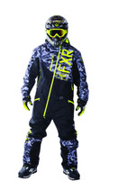 FXR Squadron w/ F.A.S.T. Insulated Monosuit 2017